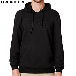 Pánská mikina Oakley Embossed Graphic Hoodie BlackOut