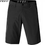 Pánské kraťasy FOX Essex TECH Stretch Short Black