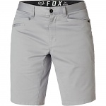 Pánské kraťasy FOX Stretch Chino Short Steel Grey