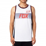 Pánské tílko FOX Disposition Tank Optic White