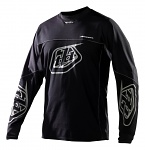 Pánský dres TroyLeeDesigns Adventure Jersey Black 2015