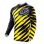 Pánský dres TroyLeeDesigns GP Jersey Vert Yellow Black 2016