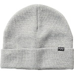 Pánský kulich FOX Machinist Beanie Heather Grey