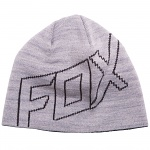 Pánský kulich FOX Ride Beanie Light Grey