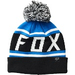 Pánský kulich FOX Throwback Beanie Black Blue