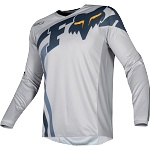 Pánský MX dres FOX 180 Cota Jersey Grey Navy 2019