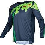 Pánský MX dres FOX 180 Cota Jersey Navy Green 2019