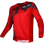 Pánský MX dres FOX 180 Cota Jersey Red 2019