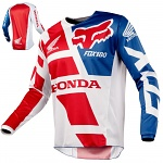Pánský MX dres FOX 180 Honda Jersey Red 2018