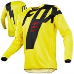 Pánský MX dres FOX 180 Mastar Jersey Yellow 2018