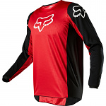 Pánský MX dres FOX 180 Prix Jersey Flame Red 2020