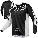 Pánský MX dres FOX 180 Race Jersey Black 2018