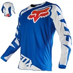 Pánský MX dres FOX 180 Race Jersey Blue 2016