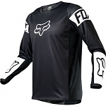 Pánský MX dres FOX 180 Revn Jersey Black White 2021
