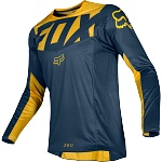 Pánský MX dres FOX 360 Kila Jersey Navy Yellow 2019