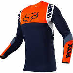Pánský MX dres FOX FlexAir Mach One Jersey Navy 2021