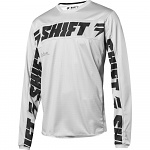 Pánský MX dres SHIFT Whit3 Syndicate Jersey Clay 2020