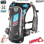 Picí batoh na kolo Leatt DBX Mountain Lite 2.0 Hydration Pack Blue Red Black