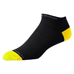Ponožky na kolo TroyLeeDesigns ACE Performance Ankle Sock Classic Black