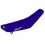 Potah sedla BudRacing Seat Cover FullTraction KTM SX / SXF 16-.. EXC 17-.. Blue