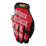 Pracovní rukavice Mechanix Original Glove Red