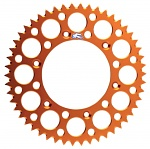 Rozeta Renthal UltraLite Chainwheels Orange 441U428 KTM SX85