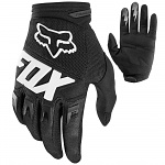 Rukavice moto a mtb FOX Dirtpaw Race Glove Black 2018