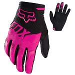 Rukavice moto a mtb FOX Dirtpaw Race Glove Pink 2016
