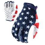 Rukavice TroyLeeDesigns AIR Glove Americana Blue Red 2019