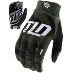 Rukavice TroyLeeDesigns AIR Glove 2.0 Camo Green 2020