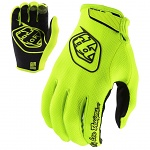 Rukavice TroyLeeDesigns AIR Glove Solid Flo Yellow 2020