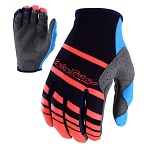 Rukavice TroyLeeDesigns SE Glove Streamline Navy Orange 2018