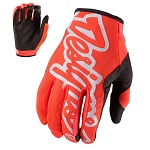 Rukavice TroyLeeDesigns PRO Glove Flo Orange 2017