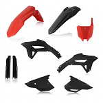 Sada plastů Acerbis Full Plastic Kit Honda CRF450R 2021 Red Black
