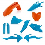 Sada plastů Acerbis Plastic Kit KTM SX85 18-.. Orange Blue