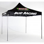 Skládací stan BUD Racing Quick Up Tent Black