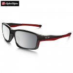 Sluneční brýle Oakley TroyLeeDesigns Chainlink Polished Black Chrome Iridium