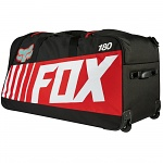 Taška na výstroj FOX Shuttle 180 Roller Gear Bag Sayak Red 2018