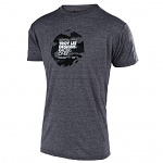 Tričko na kolo TroyLeeDesigns Flowline Race Camo SS Technical Tee Salt Pepper