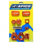 Tuningový set APICO Factory Bling Pack KTM EXC EXC-F 14-.. Orange