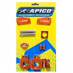 Tuningový set APICO Factory Bling Pack KTM SX85 15-.. Freeride 250 / 350 Orange