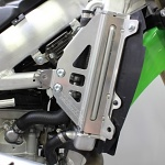 Výztuhy chladičů WorksConnection Radiator Braces Kawasaki KX450F 12-15