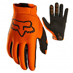 Zateplené rukavice FOX Legion Thermo Glove Orange 2021