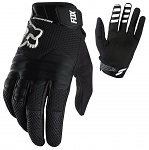 Zateplené rukavice FOX Sidewinder Polar Glove Black